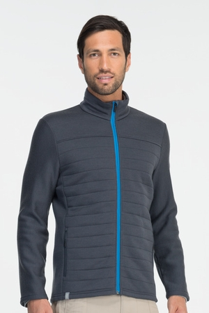 Icebreaker Mens Legend Long Sleeve Zip Monsoon (Autumn 2013)