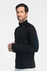 Icebreaker Mens Legion Long Sleeve Zip Black (Autumn 2013)
