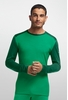 Icebreaker Mens Oasis Long Sleeve Crewe Lucky/ Bottle/ Bottle (Close Out)