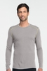 Icebreaker Mens Oasis Long Sleeve Crewe Metro (Autumn 2013)
