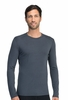 Icebreaker Mens Oasis Long Sleeve Crewe Monsoon (Close Out)