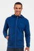 Icebreaker Mens Quattro Long Sleeve Zip Hood Largo (Spring 2014)