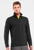 Icebreaker Mens Sierra Half Zip Black (Autumn 2013)