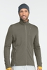Icebreaker Mens Sierra Long Sleeve Zip Cargo (Autumn 2013)