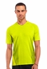 Icebreaker Mens Sonic Short Sleeve Crewe Cactus Medium