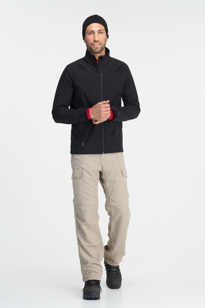 Icebreaker Mens Stealth Jacket Black (Autumn 2013)