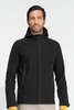 Icebreaker Mens Stealth Long Sleeve Hood Black (Autumn 2013)