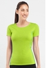 Icebreaker Womens Aero Short Sleeve Crewe Honeydew/ Patina (Spring 2014)