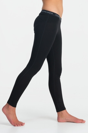 Icebreaker Womens Oasis Leggings Black (Close Out)