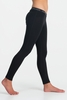 Icebreaker Womens Oasis Leggings Black (Autumn 2014)