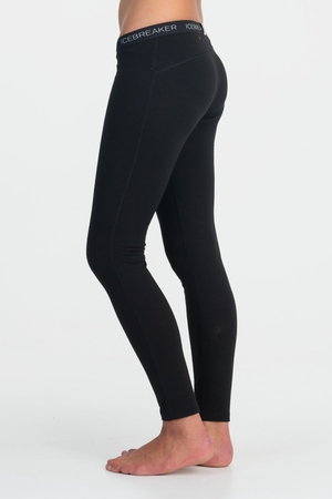 Icebreaker Womens Oasis Leggings Black (Autumn 2013)