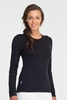 Icebreaker Womens Tech Top Long Sleeve Crewe (Autumn 2013)