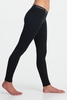 Icebreaker Womens Vertex Leggings Black (Autumn 2013)