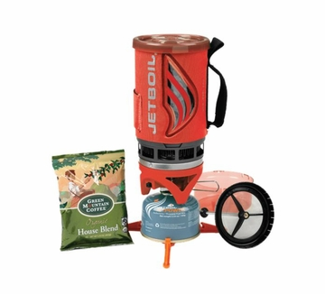 Jetboil Flash Java Kit Cooking System Tomato