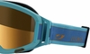 Julbo Meteor Goggles Crystal Blue with Zebra