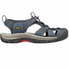 Keen Womens Venice H2 Midnight Navy/ Hot Coral