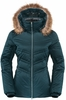 Killy Womens Chic II Jacket Deep Teal