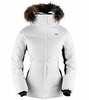 Killy Womens Lovely Fur Jacket White/ Blanc