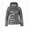 Killy Womens Pearl Down Jacket Silver Grey