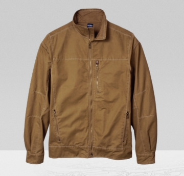 Kuhl Mens Burr Jacket Khaki (Autumn 2013)