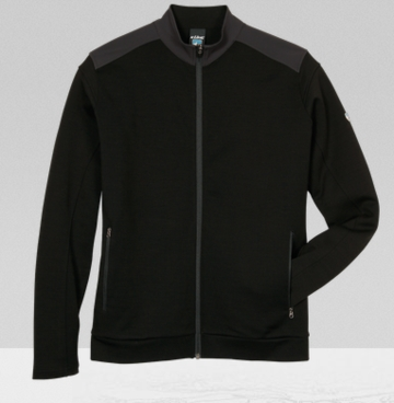 Kuhl Mens Mod Full Zip Black (Autumn 2013)
