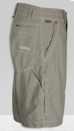 "Kuhl Mens Ramblr 10"" Short Khaki"