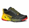 La Sportiva Akasha Black/ Yellow