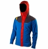 La Sportiva Mens Adjuster Soft Shell Jacket Blue