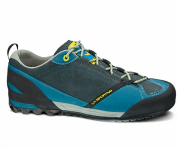 La Sportiva Mix Grey/ Petrol