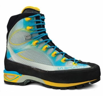 La Sportiva Womens Trango Cube GTX Blue/ Yellow