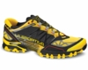 LaSportiva Mens Bushido Yellow/ Black