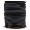 "Liberty Mountain Shock Cord 1/4""X500' Black"