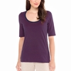 Lole Womens Ada Top Blueberry 2 Tones (Spring 2015)