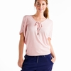 Lole Womens Audrey 2 Top Rose Water Heather (Spring 2014)