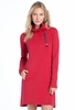 Lole Womens Call Me Dress Red Sea