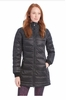 Lole Womens Faith Jacket Dark Charcoal Heather