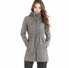 Lole Womens Glowing Jacket Dark Charcoal Cornfield