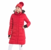 Lole Womens Katie Jacket Carnelian Medium