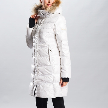 Lole Womens Katie L Edition Jacket White