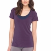 Lole Womens Kiss Top Blueberry 2 Tones (Spring 2015)