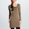 Lole Womens Lola 2 Tunic Walnut Heather