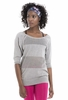 Lole Womens Marble Sweater Meteor Heather