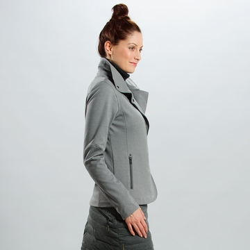 Lole Womens Passenger Blazer Storm Heather