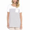 Lole Womens Principle Tunic White 2 Tones (Spring 2015)