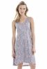 Lole Womens Saffron Dress White Foliage