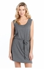 Lole Womens Samuele Dress Black Heather