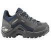 Lowa Mens Renegade II GTX Lo Dark Grey/ Navy Size 11