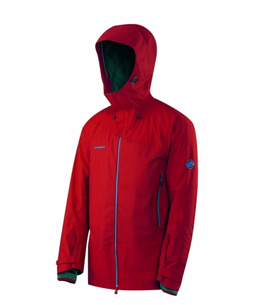 Mammut Mens Verbier Jacket Inferno (Autumn 2013)