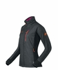 Mammut Womens Biwak Light Jacket Black