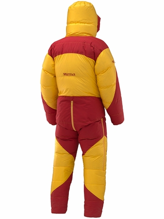 Marmot 8000M Suit Golden Yellow/ Fire (Close Out)